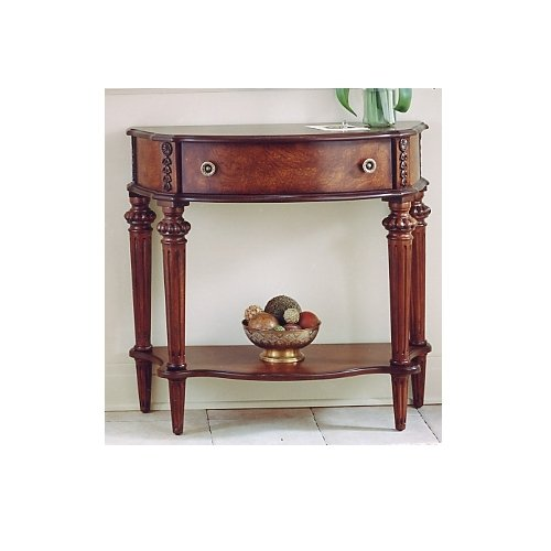 Buy low price butler specialty 3046115 console entry table b004zsyo96 - Cheap entrance table ...