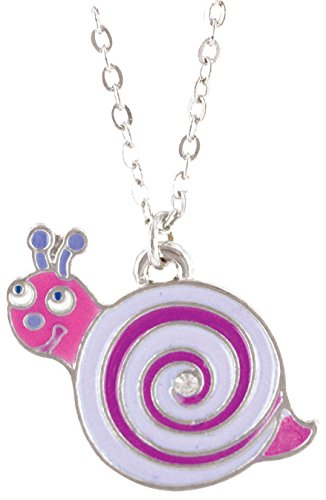 Circle of Friends Pendant, Snail - 1