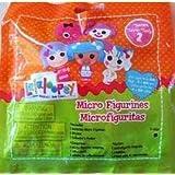Lalaloopsy Micro Figurines SERIES 2, 1 Random Pack