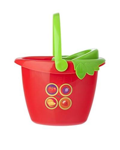 Vigar mop emmer Juice Kids rood