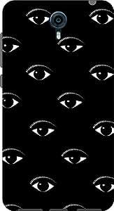 ECO SHOPEE PRINTED BACK COVER FOR Micromax Canvas Xpress 2 E313 ARTICLE-23887