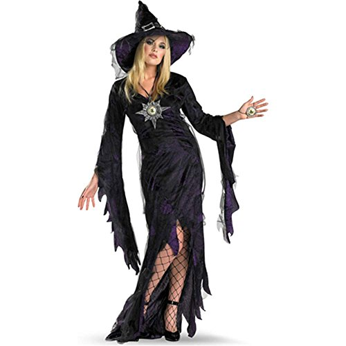 Sorceress Teen Costume - Teen (7-9)