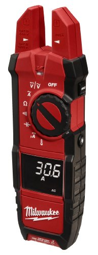 Milwaukee 2206-20 Fork Meter For Hvac And Refridgeration