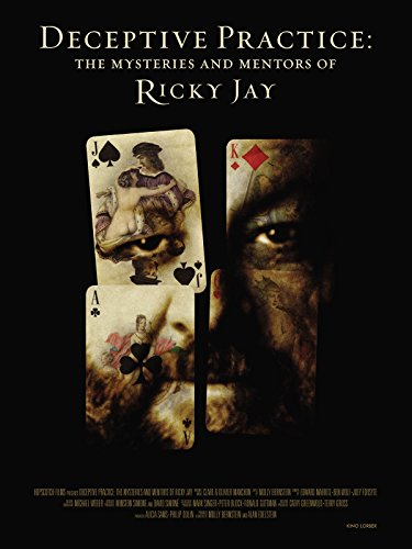Deceptive Practice: The Mysteries and Mentors of Ricky Jay on Amazon Prime Video UK