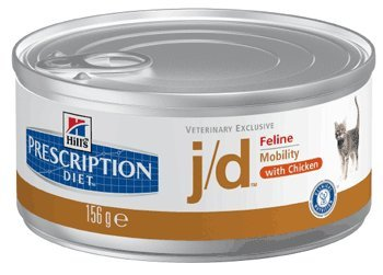Hill's Prescription Diet J/d Feline