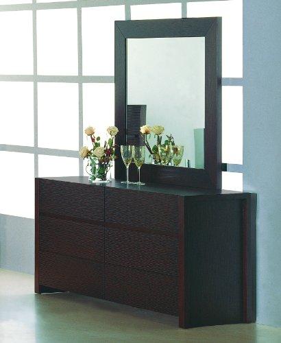 Bh Design Etch Dresser, Wenge front-903619