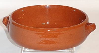Genuine Terracotta 13cm Deep Dish Set Of 2 from Be-Active
