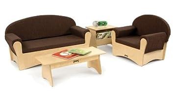 4-Pc Komfy Sofa Set