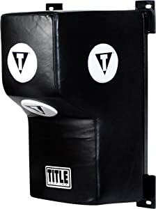 TITLE Wall Mount Heavy Bag by Title Boxing