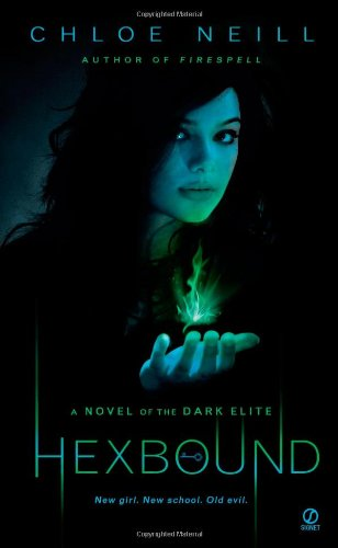 Cover of Hexbound (Dark Elite, Book 2)