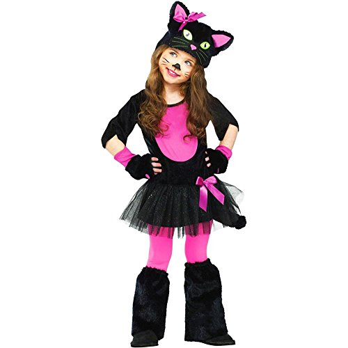 Miss Kitty Cat Toddler Costume