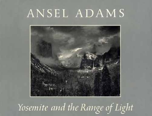 Yosemite and the Range of Light by Ansel Adams (1982) Hardcover (Ansel Adams Range Of Light compare prices)