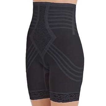 Rago Shapewear High-Waist Long Leg Pantie Girdle Style 6209 - Black - 6XLarge