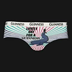 Guinness Pink Seal Briefs