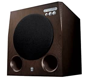 Yamaha SOAVO-900SWBL Advanced YST II Front Firing Subwoofer ( Black)