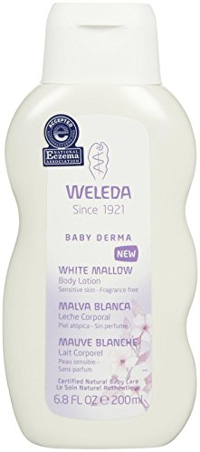 Weleda White Mallow Body Lotion-6.8 oz - 1