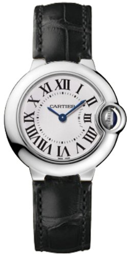 NEW CARTIER BALLON BLEU LADIES WATCH W69018Z4