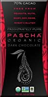 Pascha Organic Dark Chocolate 70% Cacao 3.5Oz (Pack Of 10) from Pascha