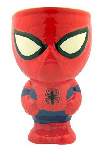 Marvel Superhero Character Spiderman 10 Ounce Ceramic Mug Goblet