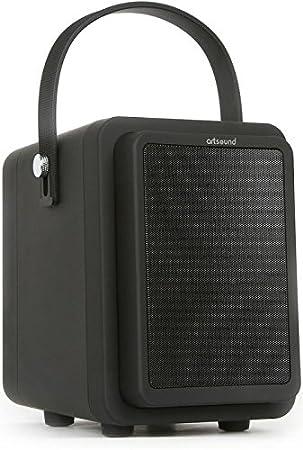 Artsound 4TUNES 3 Pack d'enceintes Bluetooth Noir