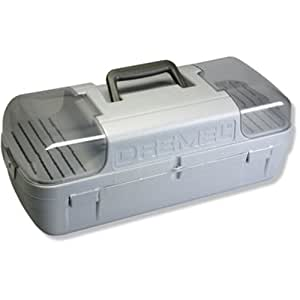 Dremel 9673 Deluxe Window Rotary Tool and Accessory Storage Case