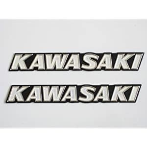 【クリックで詳細表示】KAWASAKI エンブレム SET Z1 Z2 Z750RS Z900 Z1000 Z1R Z1000Mk2 Z750FX Z400FX Z400GP GPZ400F Z250FT ゼファー400 ゼファーχ ゼファー750 ゼファー1100 ZRX400 ZRX1100 ZRX1200 KH250 KH400 W400 W650 W800 バルカン