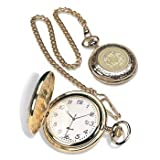 University of Wyoming - Men's 18K Pocket Watch