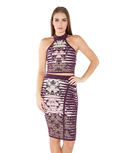 Wow Couture Women's Bandage Dress