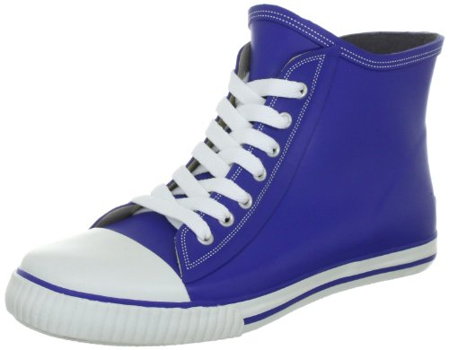 Buffalo 511-7483 RUBBER Trainers Womens Blue Blau (NAVY154) Size: 4 (37 EU)