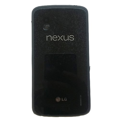 For LG Google Nexus 4 E960 Back Battery Door Cover with NFC - All Repair Parts USA Seller (Lg Nexus 4 Back Cover compare prices)