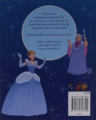 Disney Princess Cinderella Magical Story with Lenticular