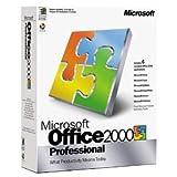 Microsoft Office 2000 Professional - Academic Price