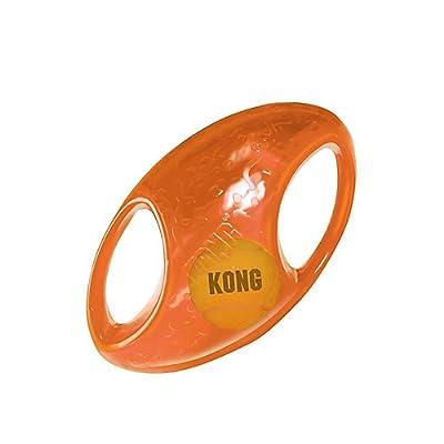 KONG Jumbler Football Dog Toy
