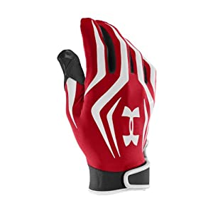 Youth F2 Football Gloves Gloves by Under Armour