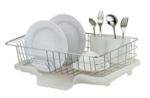 Buy Sakura Compact Dish Rack Stainless Steel Kitchenware