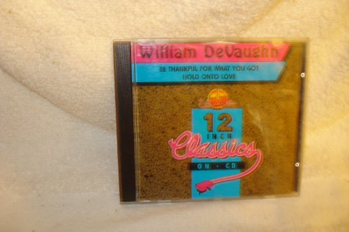 William DeVaughn - Be Thankful For What/ Hold On To Love - Zortam Music