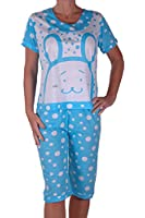 EyeCatch - Virgo Ladies T-Shirt Pants Womens Pyjamas Set Pjs Loungewear Nightwear Sleeping Suit