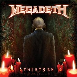 Thirt3en (Deluxe Edition CD DVD) by Megadeth