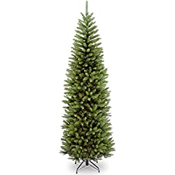 National Tree Company 7-1/2-Feet Kingswood Fir Pencil Tree