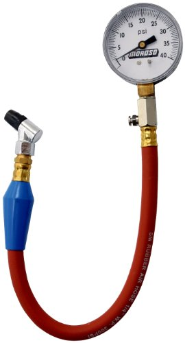 Pressure Racing Tire Gauge  89550 Gaugedial Type