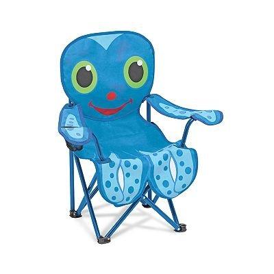 Amazing Melissa and Doug Flex Octopus Folding Chair