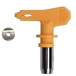 Magideal Reversible Airless Spray Gun Tip f/ Graco Titan Wagner Gun Paint Sprayer 219