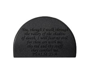 Bible PSALM 23 4 Engraved Jentra JP-1 Grip Slug Plug for Glock 17 19 20 21 22 23 24 31 32 34 35 37 38 GEN 1-3 by NDZ Performance