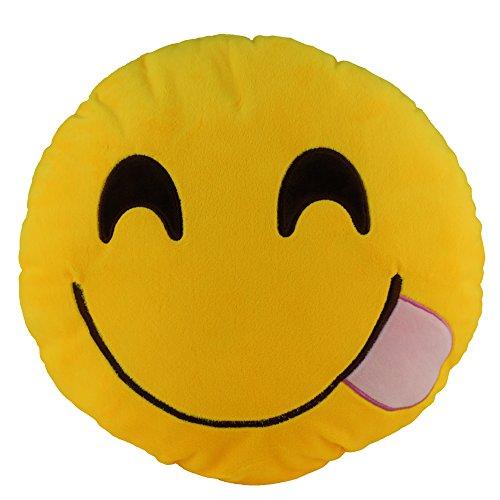 138-emoji-glutton-emoticon-round-cushion-pillow-stuffed-plush-soft-toy-gift
