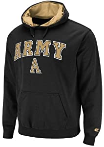 Buy Army Black Knights Embroidered Automatic College Hooded Sweatshirt by Colosseum by Colosseum