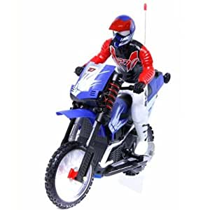 528 Special Cross-country High Speed Stunt Rc Motorcycle: Toys & Games
