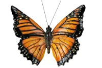 Butterfly Glossy F Real Life Ornament by Vivid Arts by Vivid Arts