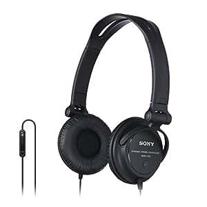 Sony DRV150IPB DJ-Kopfhörer schwarz