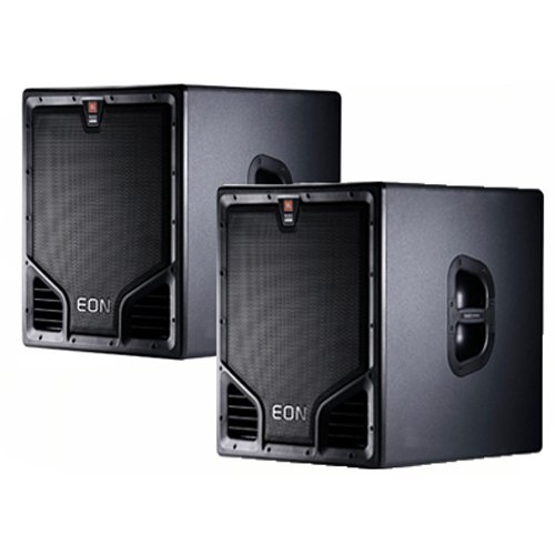 "Jbl Eon 518S 18"" Powered Subwoofer Pair"