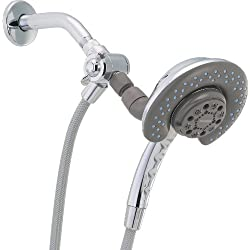 Peerless 76950D Universal Showering Components, In2ition Two-In-One Shower, Chrome